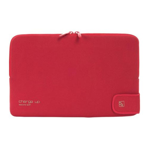 Tucano Folder Charge Up for MacBook 11 Inch BFCUPMB11-R - Rosso