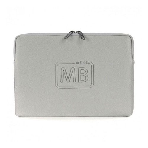 Tucano Folder Elements X for Macbook 11 Inch BF-E-MBA11-SL - Silver