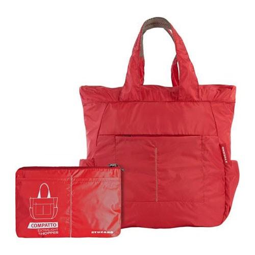 Tucano Compatto XL Shopper Bag BPCOSH-R - Red