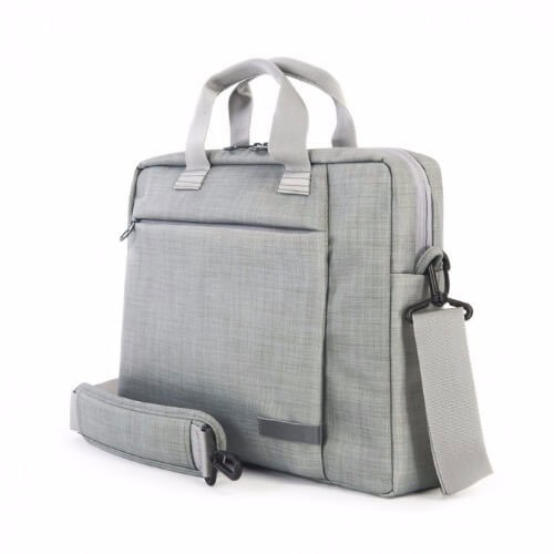 Tucano Svolta Borsa Slim PC for Macbook 14 Inch BSVO1314-G - Grigio