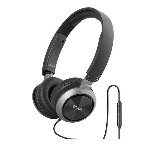 Edifier On-Ear Headphone with Mic M710 - Black