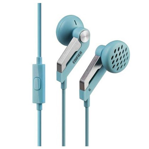 Edifier Earphone with Mic P186 - Blue