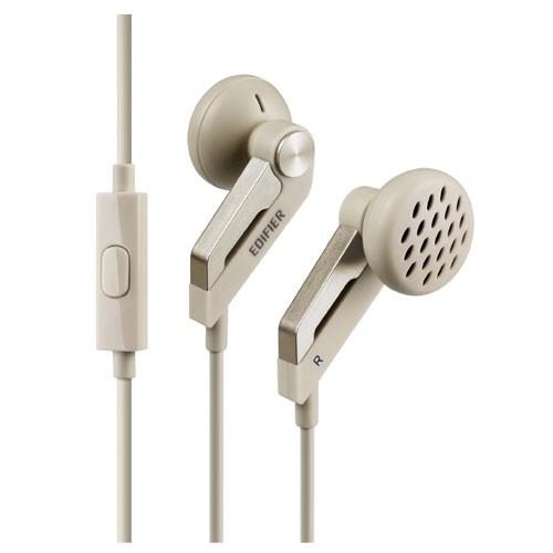 Edifier Earphone with Mic P186 - Khaki