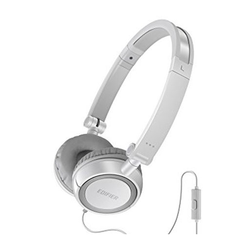 Edifier On-Ear Headphone with Mic P650 - White