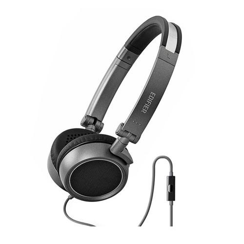 Edifier On-Ear Headphone with Mic P690 - Grey