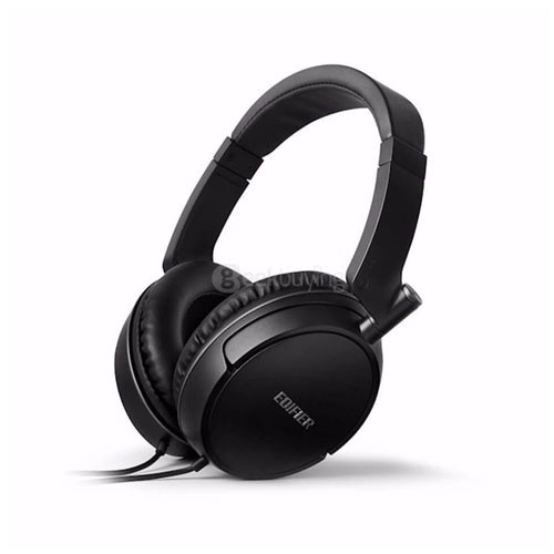 Edifier Over-Ear Headphone with Mic P841 - Black