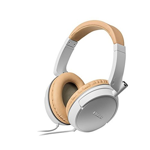 Edifier Over-Ear Headphone with Mic P841 - White