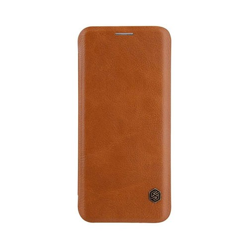 Nillkin Qin Leathercase for Samsung Galaxy S8 NLK-LC-QIN-BRN-G950 - Brown