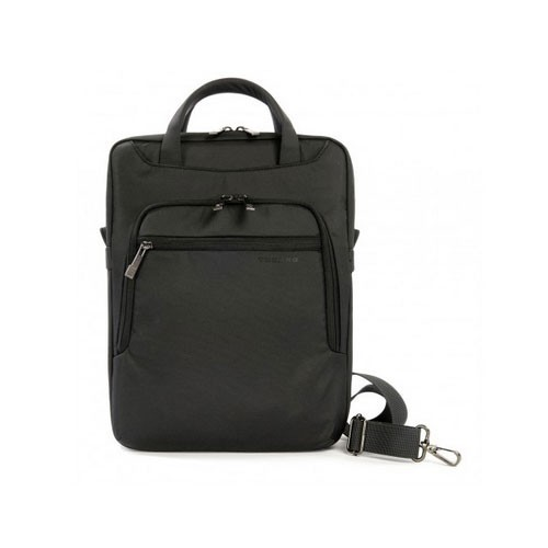 Tucano Work-Out Vertical Bag for MacBook 11 Inch WO2V-MB11 - Black