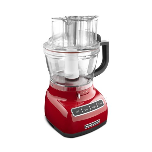 KitchenAid Food Processor 3.1 L 5KFP1333GER - Empire Red