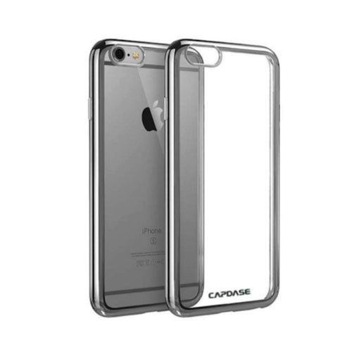 Capdase Case for iPhone 7 SJIH7-5FC1- Clear Black