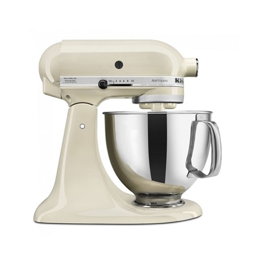 KitchenAid Artisan Series 4.8 L Stand Mixer 5KSM150PSEAC - Almond Cream