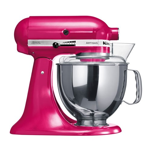 KitchenAid Artisan Series 4.8 L Stand Mixer 5KSM150PSERI - Rasberry Ice