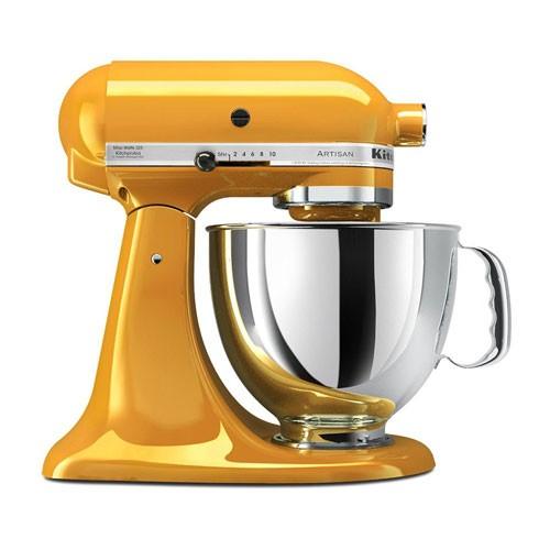 KitchenAid Artisan Series 4.8 L Stand Mixer 5KSM150PSEYP - Yellow Papper