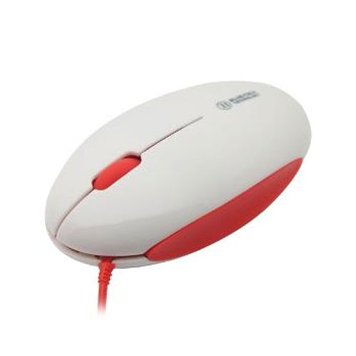 MicroPack Mouse Blue-Tech BT-369 - White Red