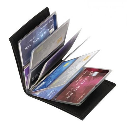 Wonder Wallet RFID Blocker 24 Card Holder (Dompet Kartu Serbaguna)