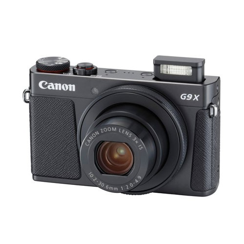 Canon PowerShot G9X Mark II - Black
