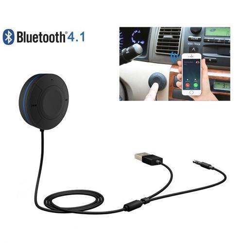 Car Bluetooth EDR Handsfree Audio Music Receiver with Mic BT4823