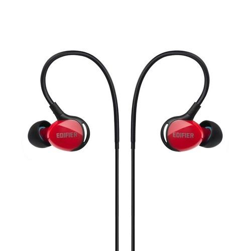 Edifier Sport Earphones with Mic P281 - Red
