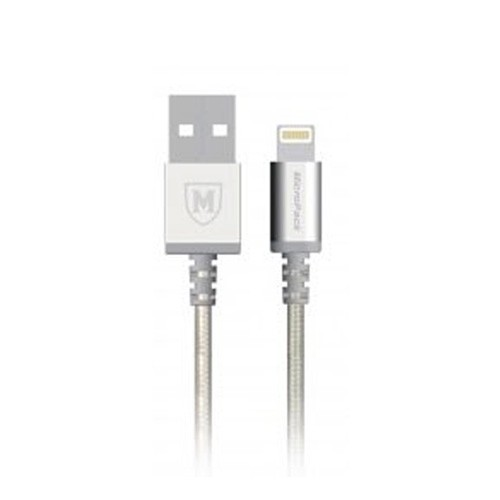 MicroPack MFI Lightning Data Cable i-100 - Silver