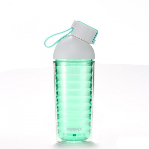 Remax Dias Water Bottle 370ml RCUP-10 - Green