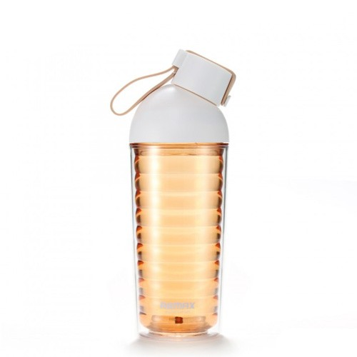 Remax Dias Water Bottle 370ml RCUP-10 - Brown