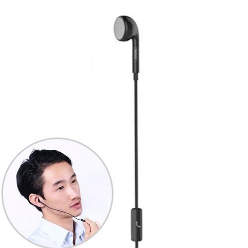 Remax Single Side Earphone RM-101 - Black