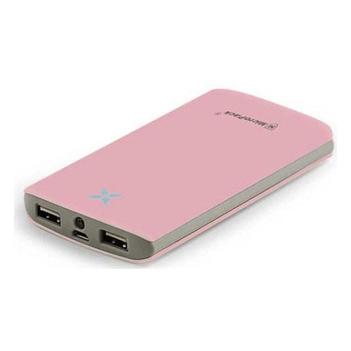 MicroPack Power Bank P8000P - Pink