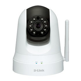 D-Link Cloud WIFI N-150 PTZ Infra Red IP Camera  DCS-5020L