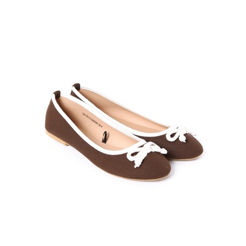 THE LITTLE THINGS SHE NEEDS 1701 FC COURTNEY 2M DARK BROWN