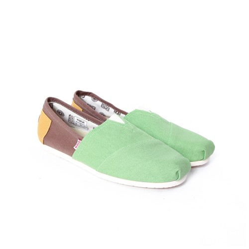 WAKAI HUATANEJO CM01505 BROWN/GREEN