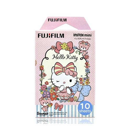 Fujifilm Instax Paper Hello Kitty (Isi : 10 pcs)