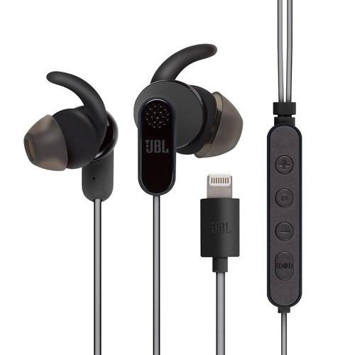 JBL Sport Earphone Reflection Aware with Lightning Connector - Black