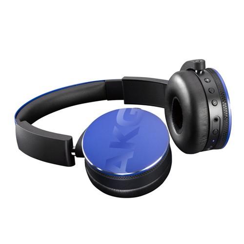 AKG On-ear Bluetooth Headphone Y50BT - Blue
