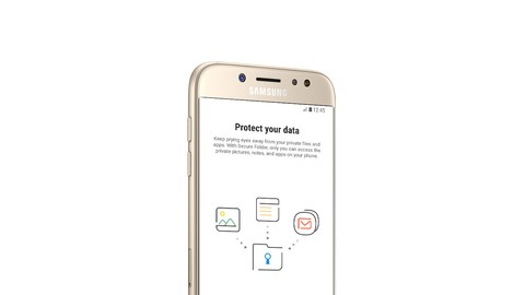Samsung Galaxy J5 Pro - Pink