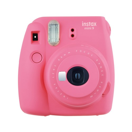 Fujifilm Instax Mini 9 - Flaminggo Pink