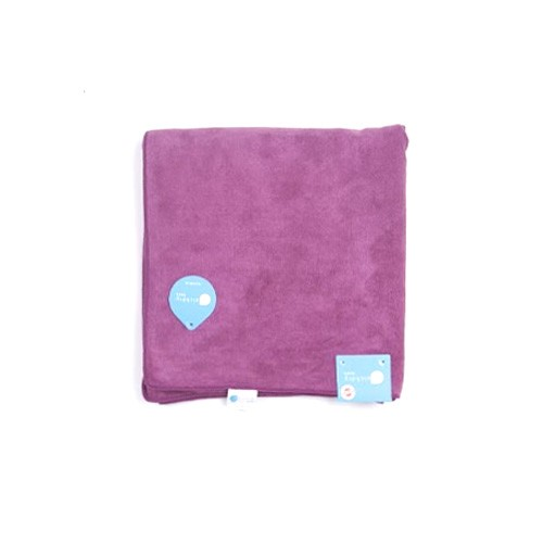 Quickdry Travel Towel - Dark Purple