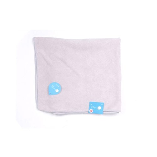 Quickdry Travel Towel - Light Grey