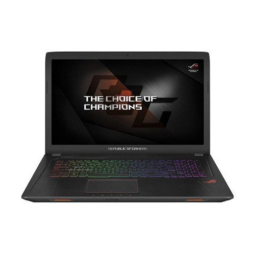 Asus ROG Gaming Laptop with GTX 1050Ti - GL753VE (Win 10)