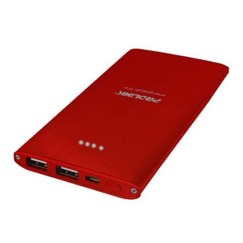 Prolink Power Bank 8000 mAh PPB801 - Red