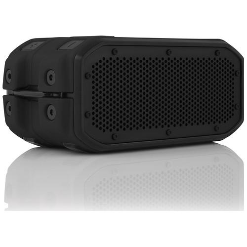 BRAVEN BRV-1M Waterproof Outdoor Bluetooth Speaker - Black