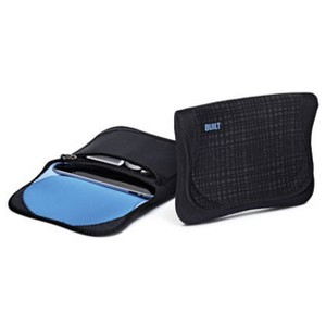 Built NY Neoprene Envelope for iPad A-LEPAD-GGD - Graphite Grid