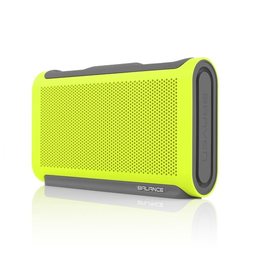 BRAVEN Balance Portable Wireless Bluetooth Speaker - Electric