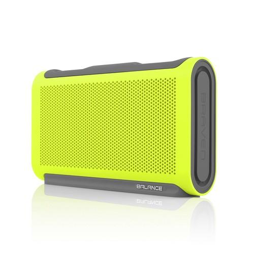 BRAVEN Balance Portable Wireless Bluetooth Speaker - Electric