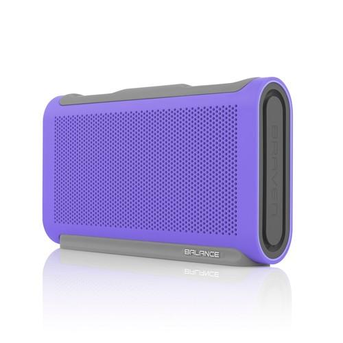 BRAVEN Balance Portable Wireless Bluetooth Speaker - Periwinkle