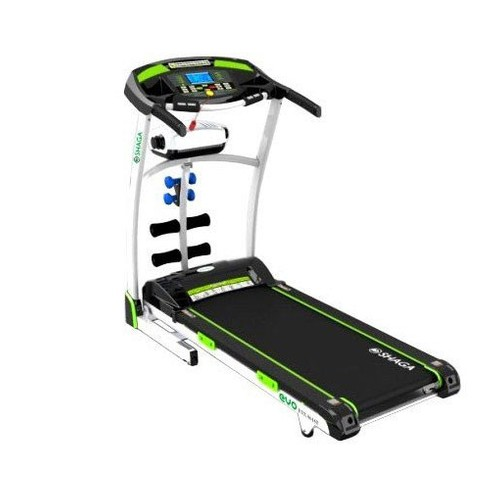 SHAGA EVO ESX 0616T MOTORIZED TREADMILL + MASSAGER
