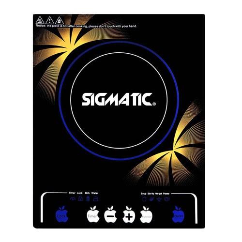 Sigmatic Kompor Induksi SPC2EC - Black