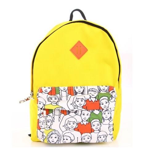 Tonga Backpack 31KP013508 - Yellow