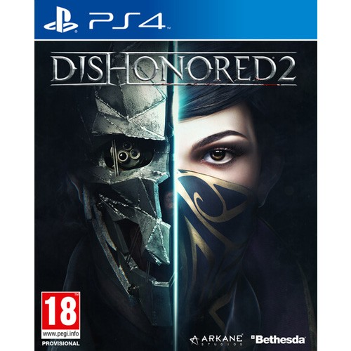 Sony Playstation 4 Game Dishonored 2