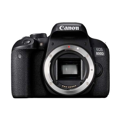 Canon Digital EOS 800D DSLR Camera Body Only